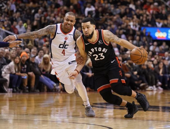 Toronto Raptors vs. Washington Wizards - 1/17/20 NBA Pick, Odds & Prediction