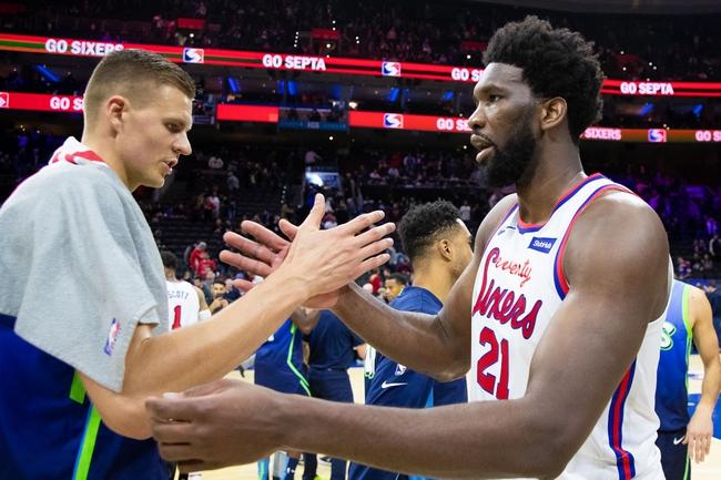 Dallas Mavericks vs. Philadelphia 76ers - 1/11/20 NBA Pick, Odds & Prediction