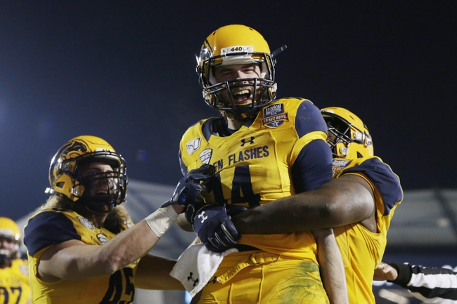 CFB Picks: Kent State vs Eastern Michigan 11/4/20 College Football Picks, Odds, Predictions