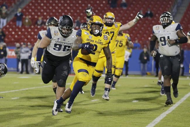 Kent State at Buffalo 11/28/20 College Football Picks and Predictions