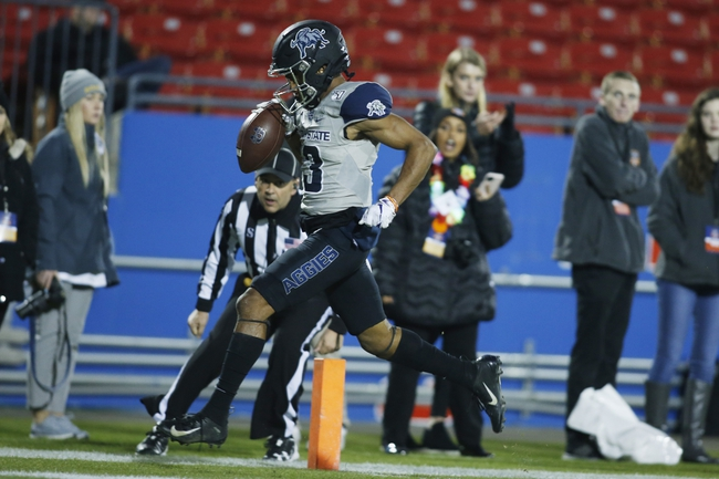 Utah State 2020 Win Total - College Football Pick and Prediction
