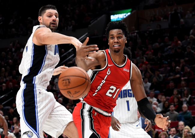 Orlando Magic vs. Portland Trail Blazers - 3/2/20 NBA Pick, Odds, and Prediction