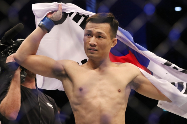 UFC Fight Night 180: Korean Zombie vs. Brian Ortega Picks, Odds, and Predictions