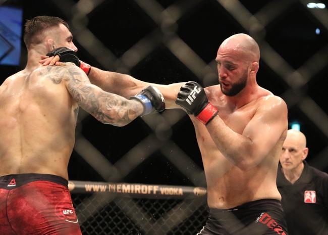 Aleksandar Rakic vs. Anthony Smith - 8/29/20 UFC Vegas 8 Pick, Odds, and Prediction