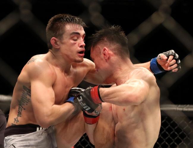 Ryan Benoit vs. Tyson Nam  - 6/13/20 UFC Fight Night 172 Pick and Prediction