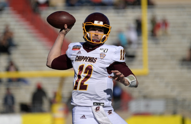 Central Michigan 2020 Win Total - College Football Pick and Prediction
