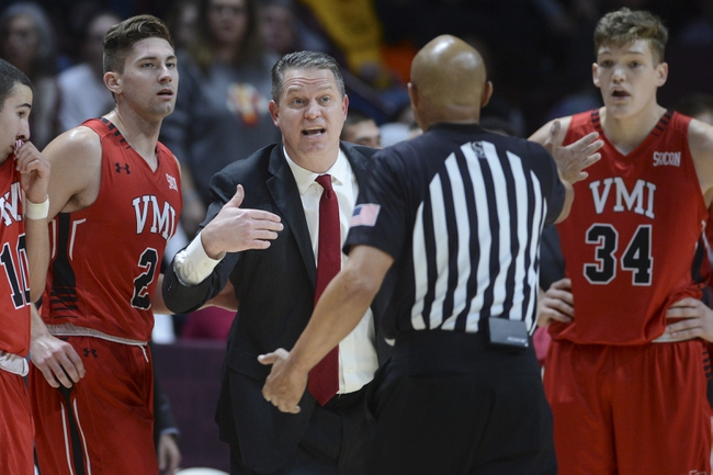VMI vs. East Tennessee State - 2/15/20 College Basketball Pick, Odds, and Prediction