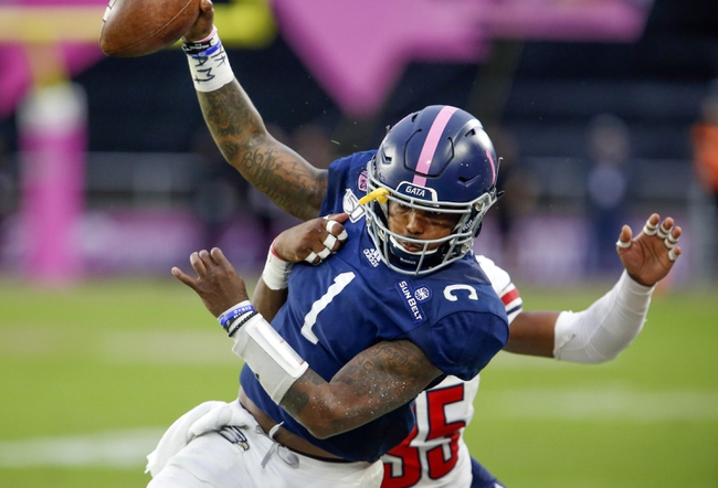 Georgia Southern vs. Campbell - 9/12/20 College Football Pick, Odds, and Prediction