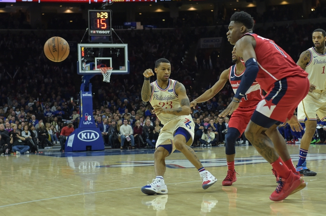 Philadelphia 76ers at Washington Wizards - 8/5/20 NBA Picks and Prediction