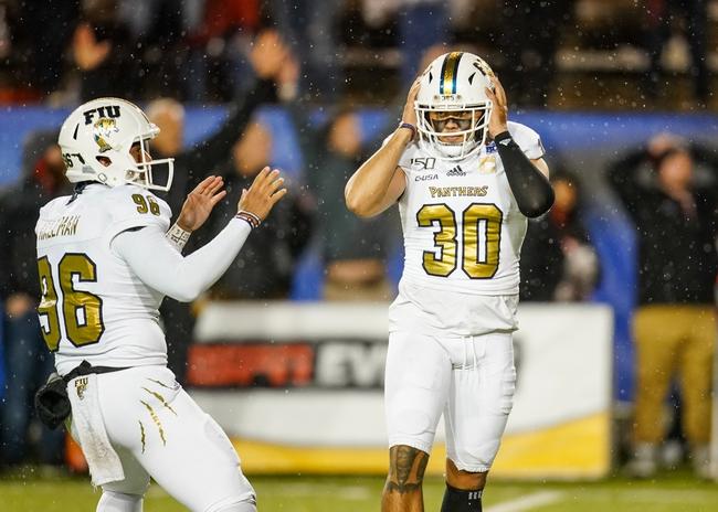 ATS Picks: Florida International vs Jacksonville State College Football Picks,Predictions 10/23/20
