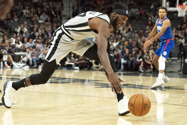 Los Angeles Clippers vs. San Antonio Spurs - 2/3/20 NBA Pick, Odds, and Prediction