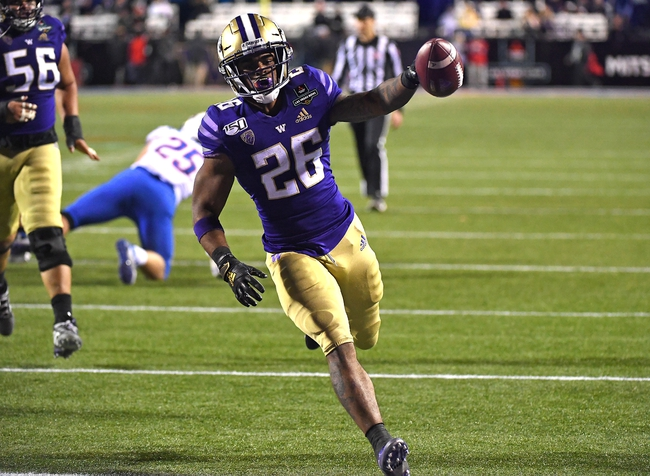 Washington  2020 Win Total - College Football Pick and Prediction