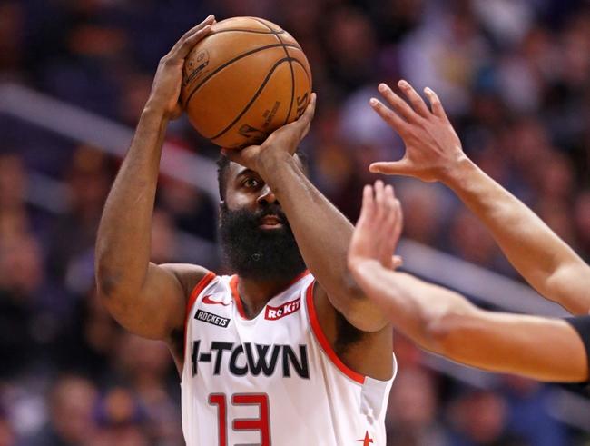 Sacramento Kings vs. Houston Rockets - 12/23/19 NBA Pick, Odds & Prediction