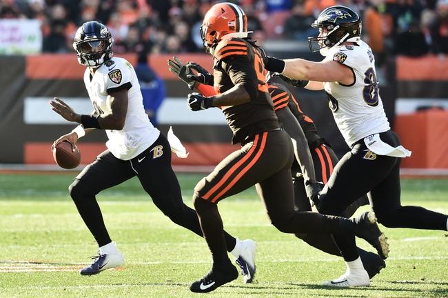 Baltimore Ravens vs. Tennessee Titans - 1/11/20 NFL Pick, Odds & Prediction
