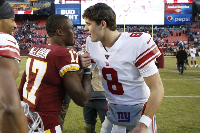 New York Giants vs. Washington Redskins - 5/8/20 Madden20 NFL Sim Pick, Odds, and Prediction