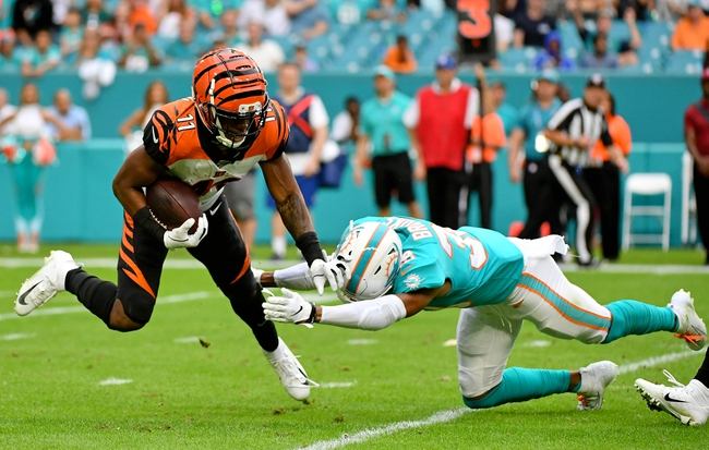 Miami Dolphins vs. Cincinnati Bengals - 5/12/20 Madden20 NFL Sim Pick, Odds, and Prediction