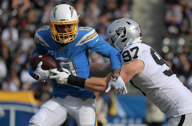 Los Angeles Chargers vs. Dallas Cowboys - 4/30/20 Madden 20 Sim NFL Pick, Odds, and Prediction