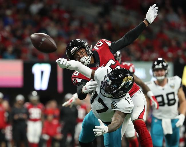 Atlanta Falcons vs. Jacksonville Jaguars - 6/18/20 Madden 20 Sim NFL Pick, Odds, and Prediction