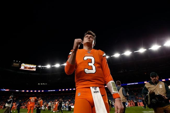 Denver Broncos vs. Oakland Raiders - 12/29/19 NFL Pick, Odds & Prediction