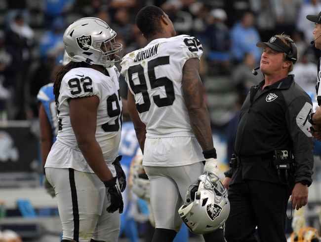 Oakland Raiders vs. Tampa Bay Buccaneers - 4/20/20 Madden20 NFL Sim Pick, Odds, and Prediction