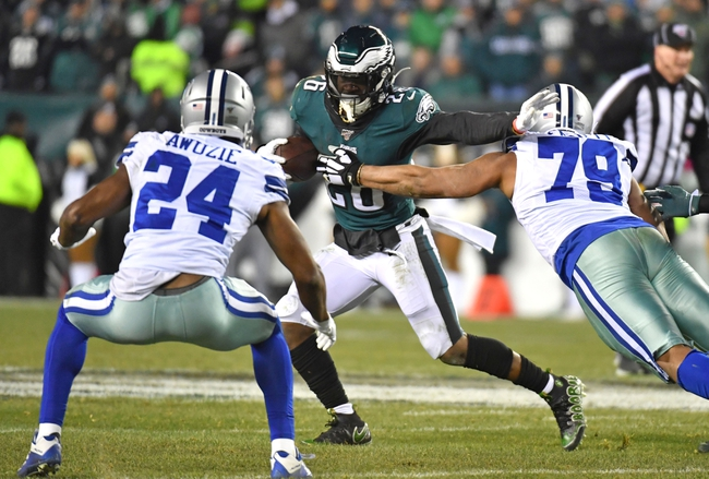 SNF: Philadelphia Eagles vs Dallas Cowboys 11/1/20 NFL Picks, Odds, Predictions