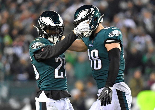 Philadelphia Eagles at Pittsburgh Steelers 10/11/20 NFL Picks and Predictions