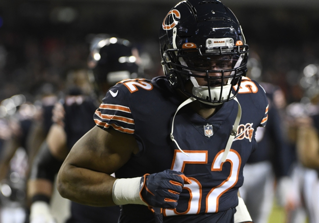 San Francisco 49ers vs. Chicago Bears - 4/5/20 Madden20 Bookmaker Sim Pick, Odds, and Prediction