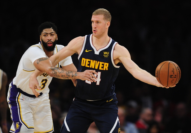 Denver Nuggets vs. Los Angeles Lakers - 2/12/20 NBA Pick, Odds, and Prediction