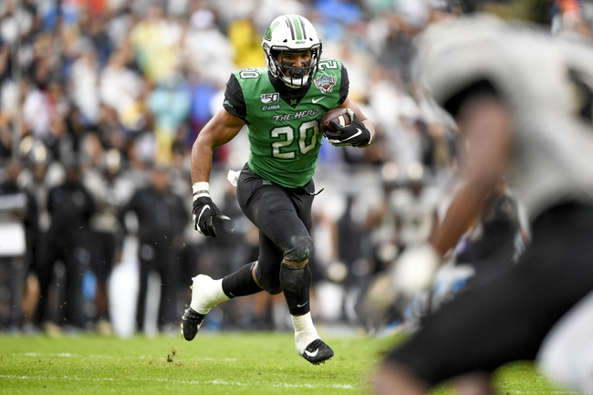 Marshall Thundering Herd 2020 Win Total - College Football Pick, Odds and Prediction