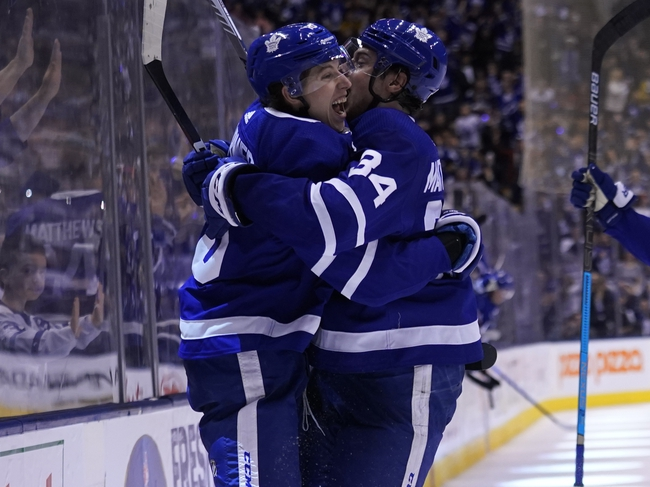 New Jersey Devils vs. Toronto Maple Leafs - 12/27/19 NHL Pick, Odds & Prediction