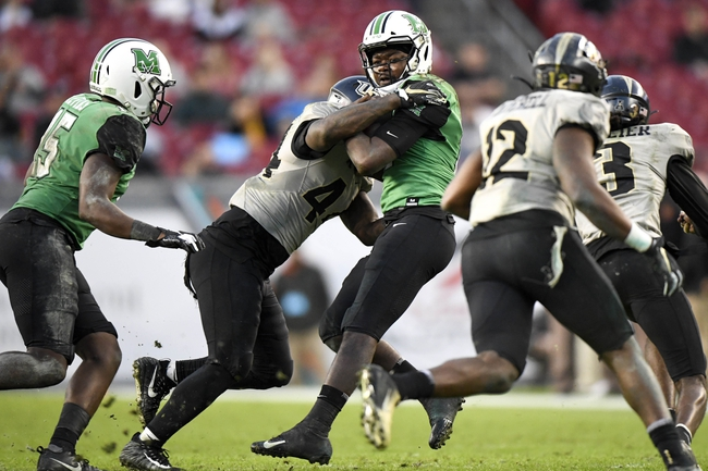 Eastern Kentucky at Marshall - 9/5/20 College Football Picks and Prediction