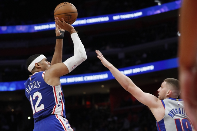 Philadelphia 76ers vs. Detroit Pistons - 3/11/20 NBA Pick, Odds, and Prediction