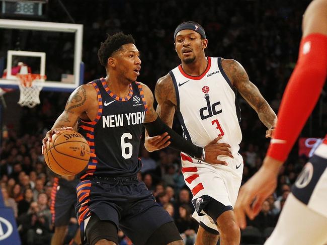 Washington Wizards vs. New York Knicks - 12/28/19 NBA Pick, Odds, and Prediction