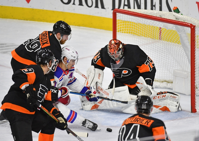 Philadelphia Flyers vs. New York Rangers - 2/28/20 NHL Pick, Odds, and Prediction
