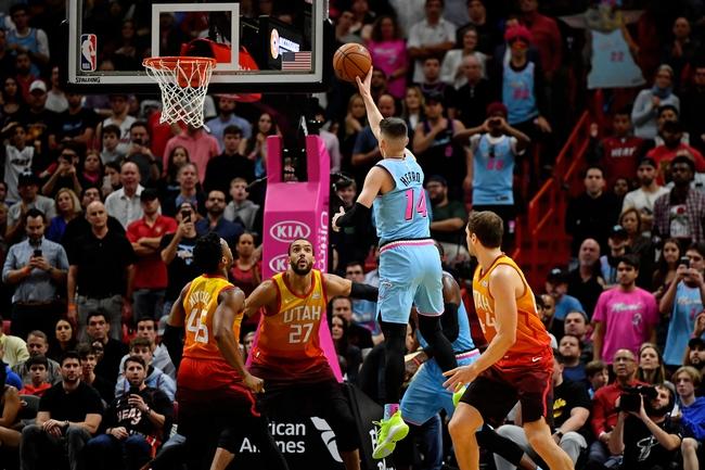 Utah Jazz vs. Miami Heat - 2/12/20 NBA Pick, Odds, and Prediction