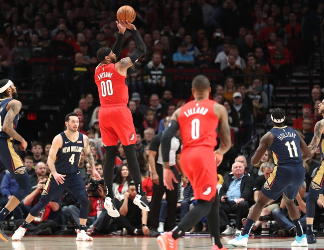 New Orleans Pelicans vs. Portland Trail Blazers - 2/11/20 NBA Pick, Odds, and Prediction