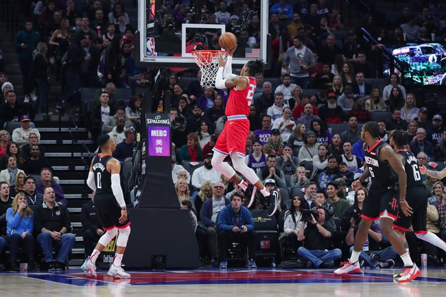 Mitch's NBA High Flyer
