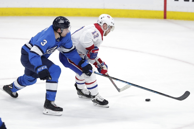 Montreal Canadiens vs. Winnipeg Jets - 1/6/20 NHL Pick, Odds & Prediction