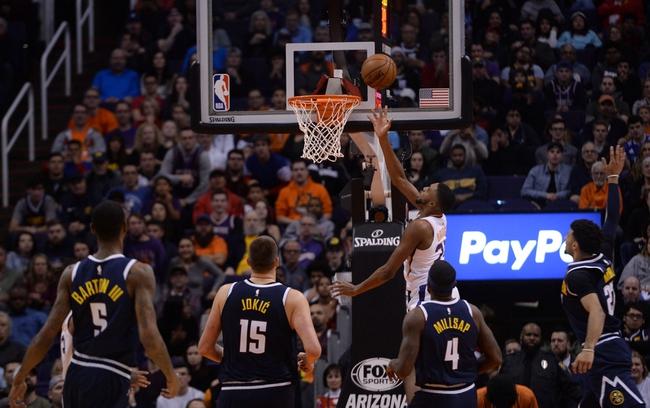 Phoenix Suns vs. Denver Nuggets - 2/8/20 NBA Pick, Odds, and Prediction