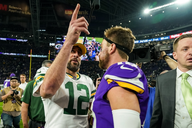 Green Bay Packers vs. Minnesota Vikings - 6/5/20 Madden20 NFL Sim Pick, Odds, and Prediction