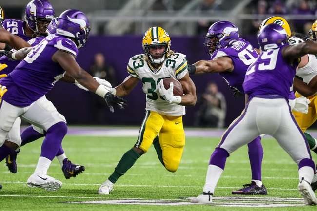 Green Bay Packers vs. Minnesota Vikings - 5/17/20 Madden 20 Sim Classic NFL Pick, Odds, and Prediction