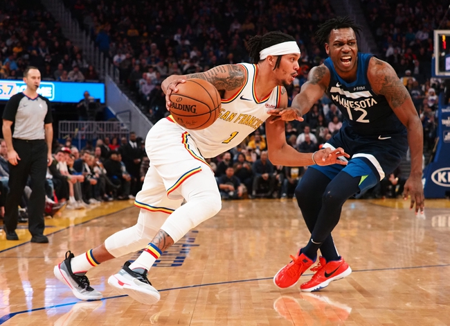 Minnesota Timberwolves vs. Golden State Warriors - 1/2/20 NBA Pick, Odds & Prediction