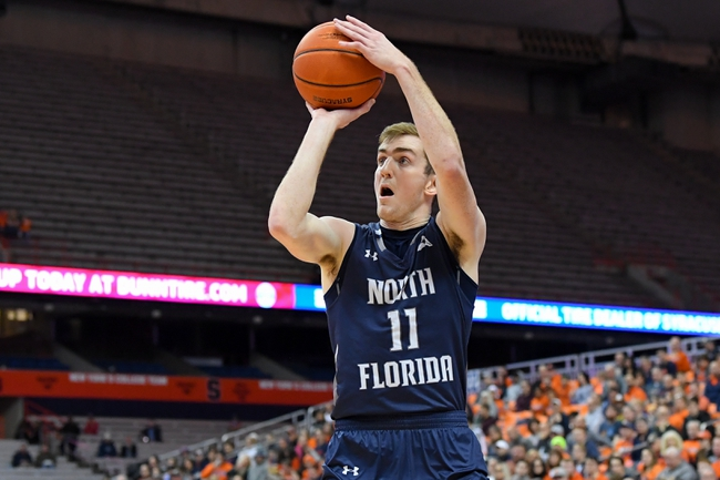 North Florida vs. Jacksonville - 3/3/20 College Basketball Pick, Odds, and Prediction