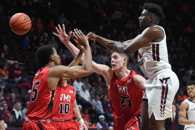 Western Carolina vs. VMI - 2/19/20 College Basketball Pick, Odds & Prediction