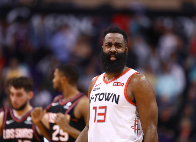 Phoenix Suns vs. Houston Rockets - 2/7/20 NBA Pick, Odds, and Prediction
