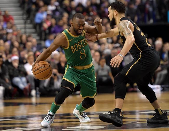 Boston Celtics vs. Toronto Raptors - 12/28/19 NBA Pick, Odds, and Prediction