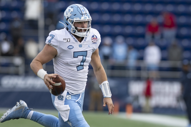 North Carolina  2020 Win Total - College Football Pick and Prediction