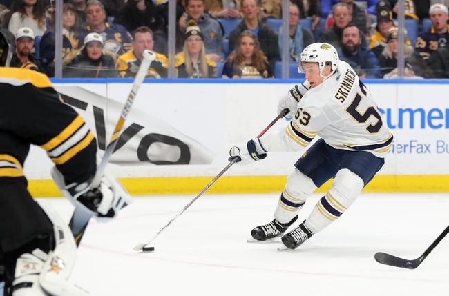 Boston Bruins vs. Buffalo Sabres - 12/29/19 NHL Pick, Odds, and Prediction