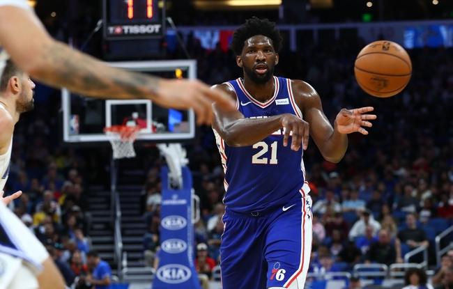 Orlando Magic at Philadelphia 76ers - 8/7/20 NBA Picks and Prediction