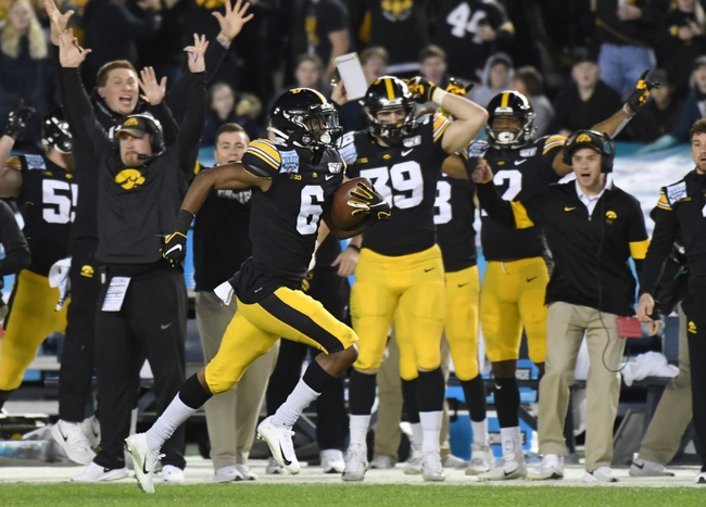 Iowa 2020 Win Total - College Football Pick and Prediction